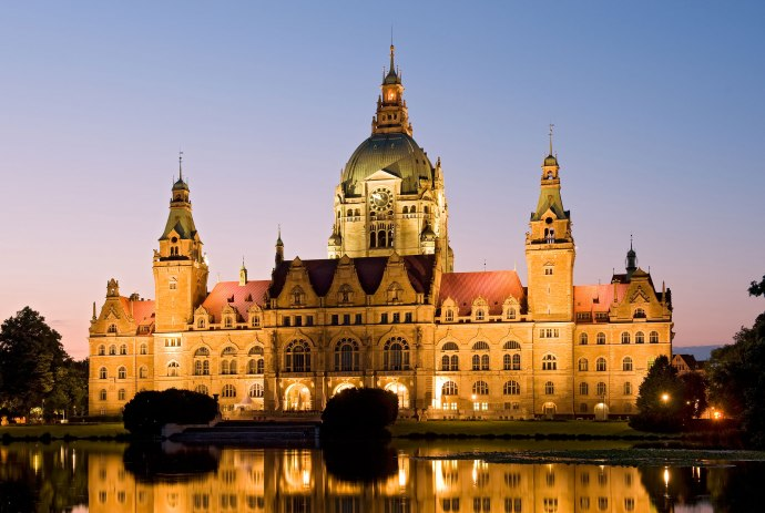 New Stadhuis Hannover